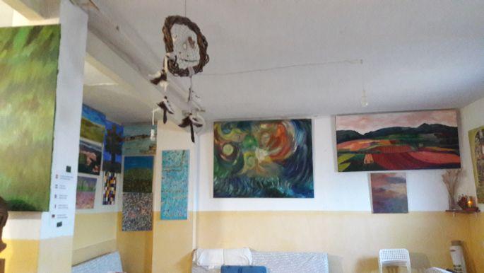 El camino, Ciruena, Albergue Virgen de Guadalupe, álomcsapda