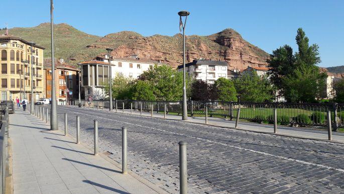El camino, Nájera