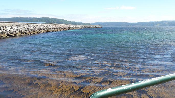 El camino, Finisterre tenger