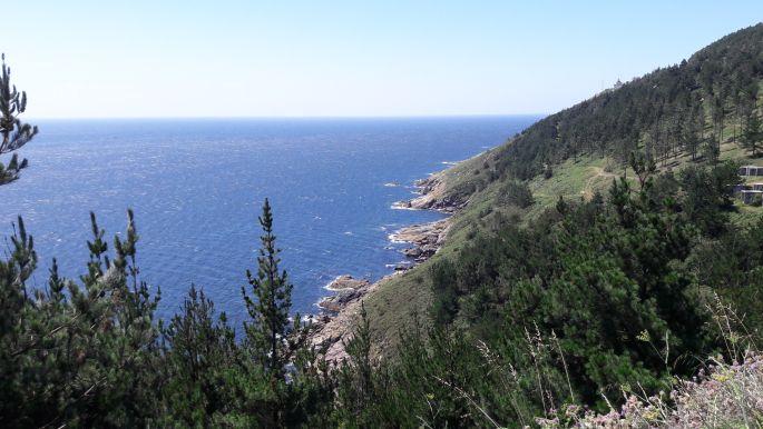 El camino, Finisterre óceán