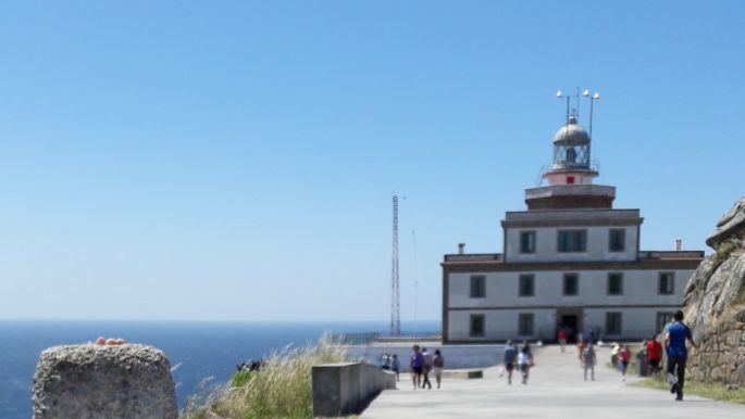 El camino, Finisterre, világítótorony