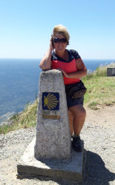 El camino, Finisterre, a null kilométerkő és én