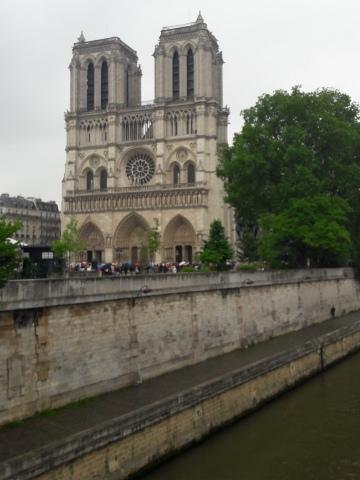 Párizs, Notre Dame