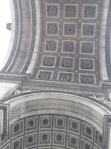 Párizs, Diadalív