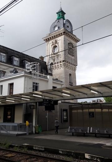 Bayonne, vasútállomás