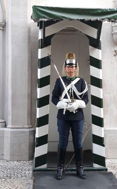 Lisszabon, őr