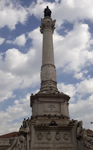 Lisszabon, Rossio tér
