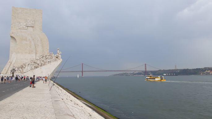 Lisszabon, Felfedezők emlékműve