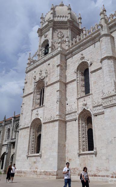 Lisszabon, Jeromos kolostor