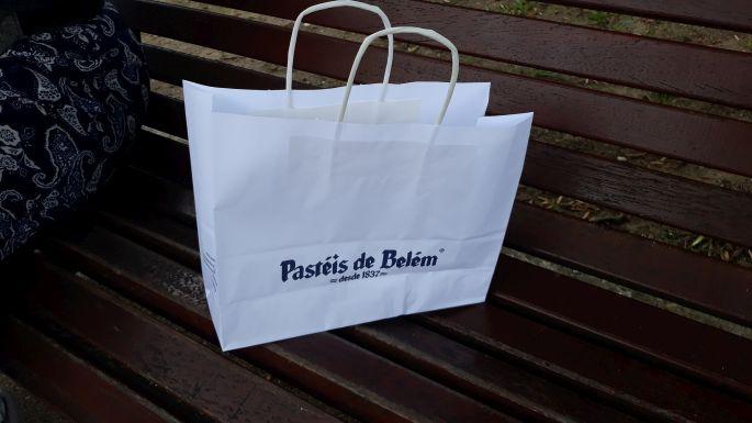 Lisszabon, Pastéis de Belém süti