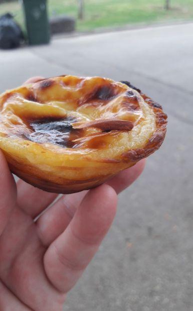 Lisszabon, Pastel de Nata sütemény