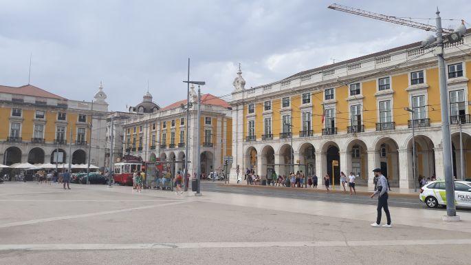 Lisszabon, Comércial tér