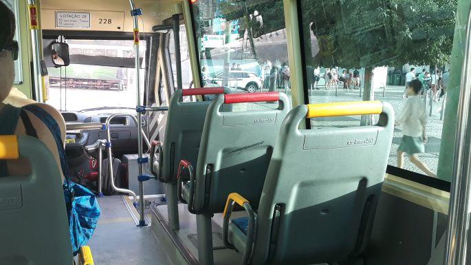 Lisszabon, busz