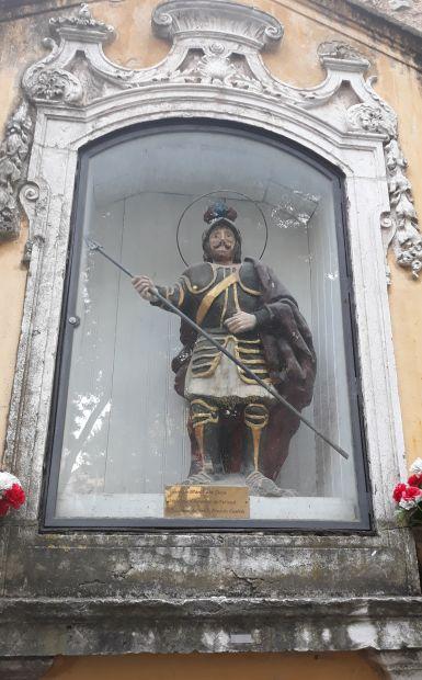 Lisszabon, szobor
