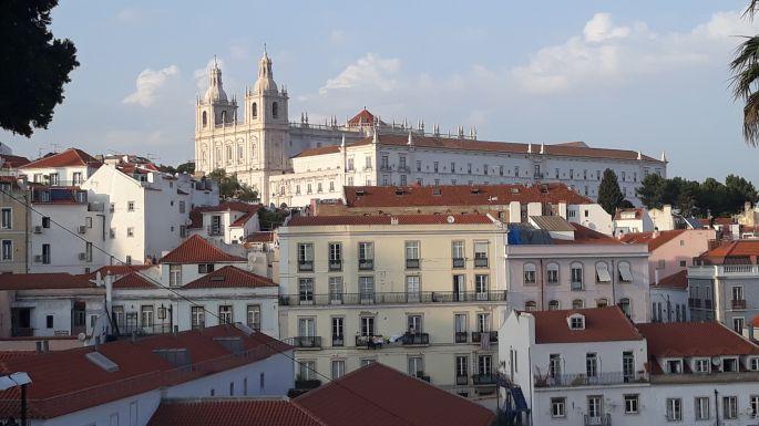 Lisszabon, Szent Vince templom