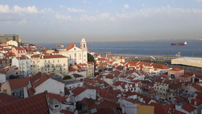 Lisszabon, Alfama