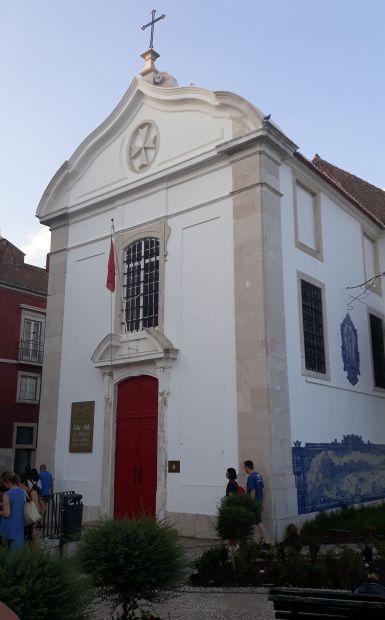Lisszabon, templom