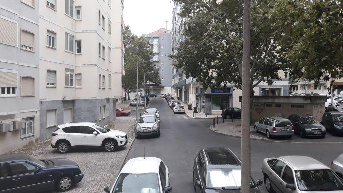 Lisszabon, Rooms & Experiences szállás, kilátás a szobából