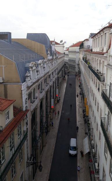 Lisszabon, utca