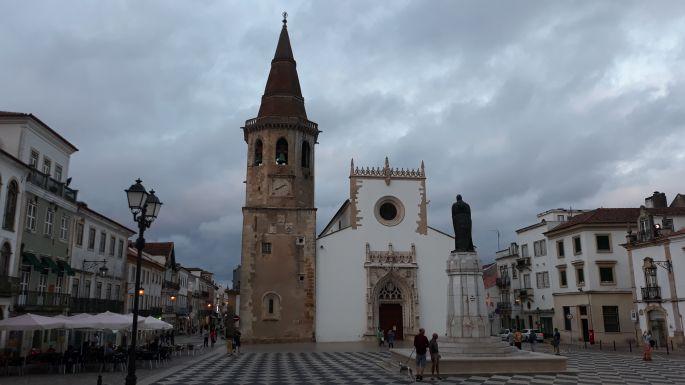 Portugál camino, Tomar