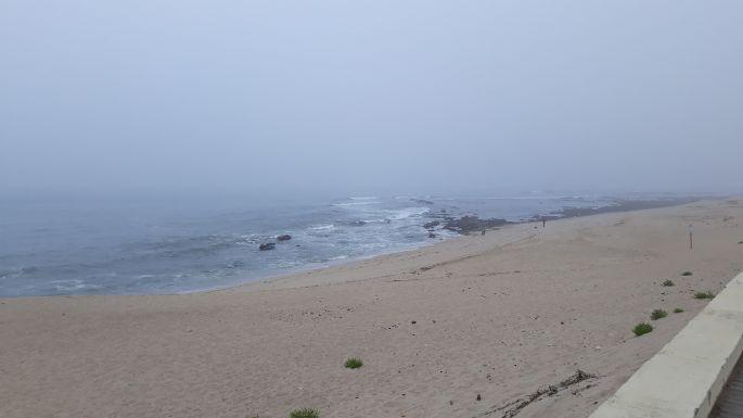 El Camino Costa, Portugál parti út, óceán