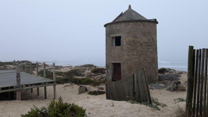 El Camino Costa, Portugál parti út