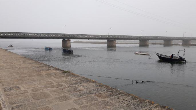 El Camino Costa, Portugál parti út, híd