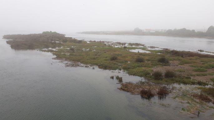 El Camino Costa, Portugál parti út, folyó