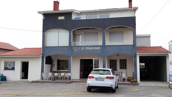 El Camino Costa, Portugál parti út, Marinhas, panzió