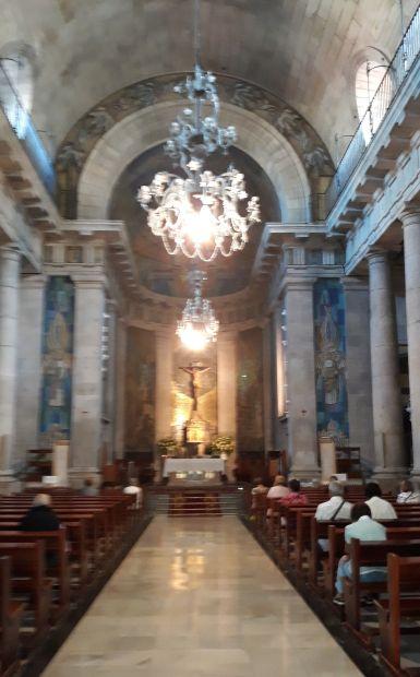 Portugál Camino Costa, Vigo, katedrális