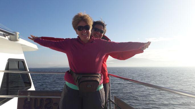 Variante Espiritual, hajó és Titanic :-)
