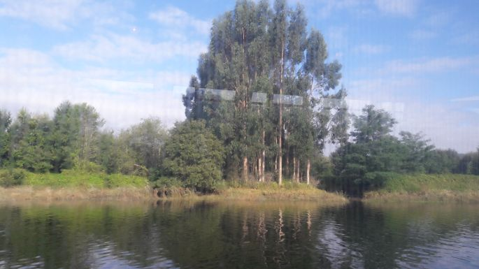 Variante Espiritual, folyópart