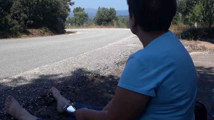 Portugál Camino, pihenő