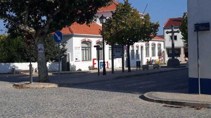 Portugál camino, Alvorge