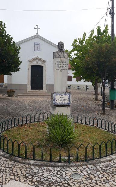 Portugál camino, kápolna