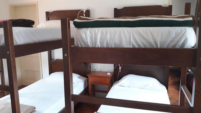 Portugál camino, Águeda, albergue