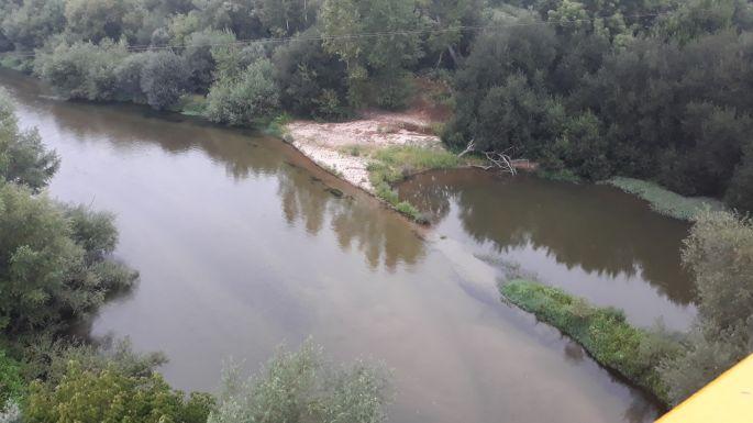 Portugál Camino, folyó