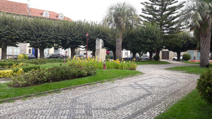 Portugál Camino út