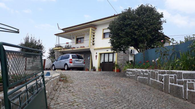 Portugál Camino, albergue, Albergaria-A-Nova