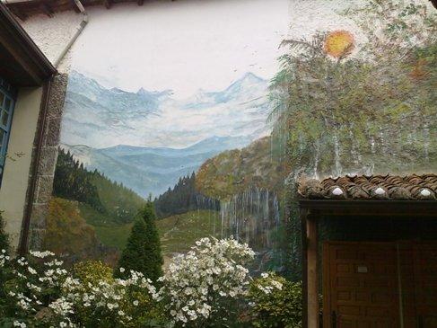 El Camino Hospital de Orbigo parokia albergue kep a falon.jpg