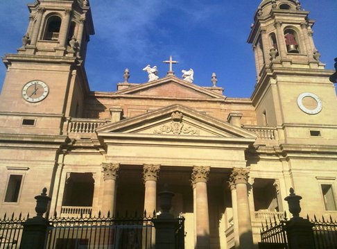 El Camino Pamplona Santa Maria katedralis.jpg