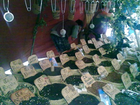 El Camino Pamplona kirakodovasar tea arus.jpg