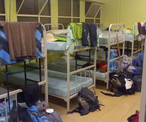 Los Arcos albergue iskola szoba.jpg