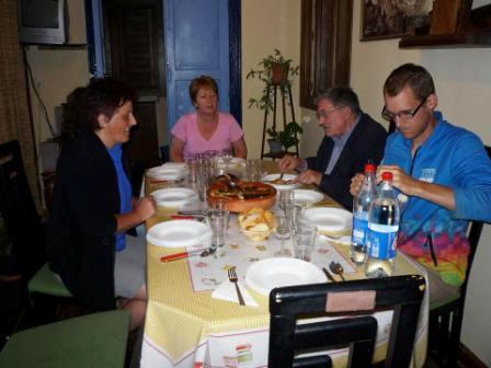 Marianna, Andrea, Don Manuel és Kristóf
