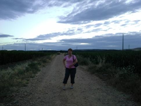 Újra az El Camino poros útján. :-)