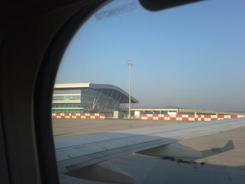 Santiago - Lavacolla reptér