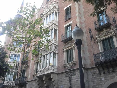 Barcelona - Casa Terrades