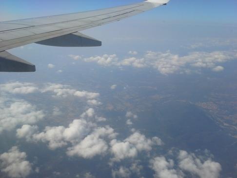 Repülünk Barcelona felé! :-)