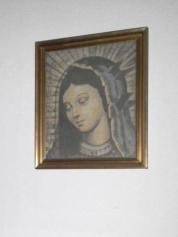 Szűz Mária.