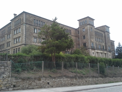 A Seminario Menor albergue.